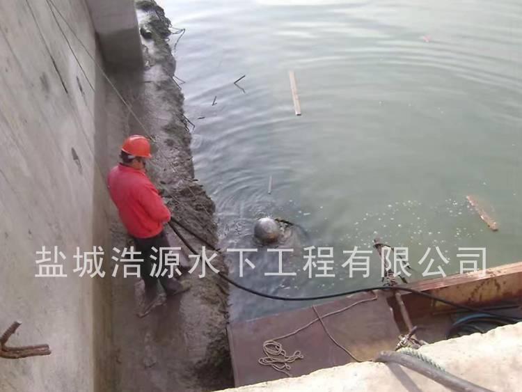 2013在舟山长虹船厂