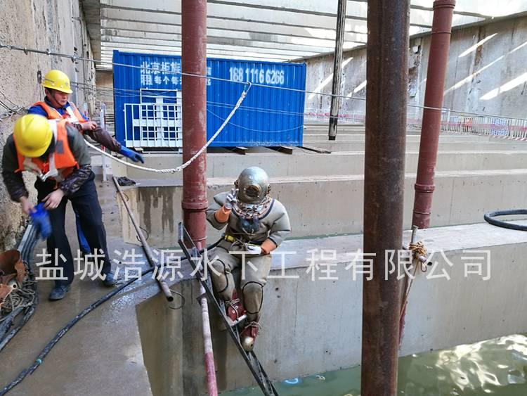 2016北京永定门外地铁站沉井施工