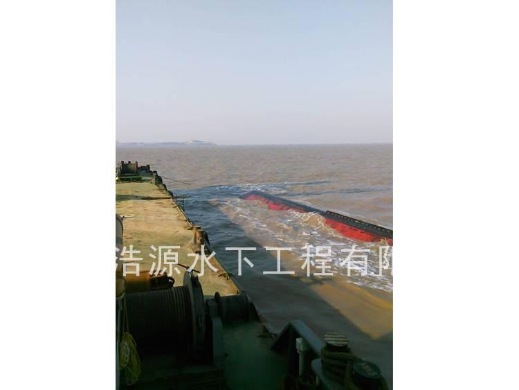 2016台州椒江口海域沉船探
