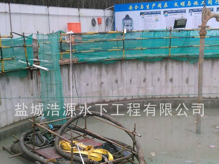 2015上海叶榭镇沉井施工